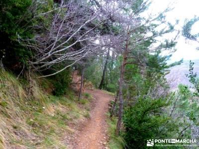 Viaje Semana Santa - Mallos Riglos - Jaca; excursiones de montaña; actividades de senderismo;sender